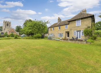 Thumbnail 4 bed detached house for sale in High Street, Offord Cluny, St. Neots
