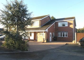 Thumbnail 5 bed detached house for sale in Church View Gardens, Kinver, Stourbridge