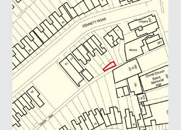Thumbnail Parking/garage for sale in Site To The Rear Of, 7 Dennett Road, Surrey