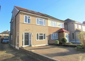 Thumbnail 4 bed semi-detached house for sale in Weymouth Road, Hayes