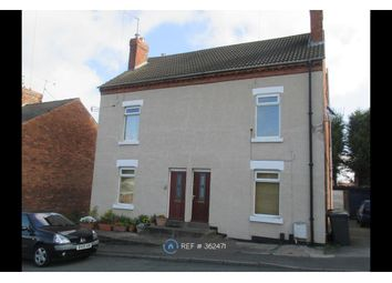 Thumbnail 1 bed flat to rent in Lynncroft, Eastwood, Nottingham