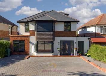 Thumbnail 5 bed detached house to rent in Shawley Way, Epsom