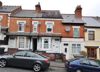 Thumbnail 3 bed terraced house to rent in Mount Street, Redditch, Worcestershire