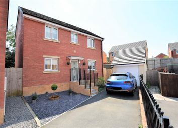 Thumbnail 3 bed detached house for sale in White Farm, Barry