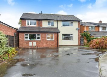 Thumbnail 4 bed detached house for sale in Tupsley, Hereford