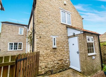 Thumbnail 3 bed detached house for sale in Drury Street, Metheringham, Lincoln
