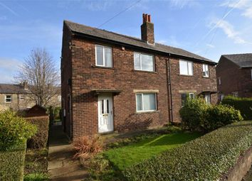Thumbnail 3 bed semi-detached house for sale in 24, Bradshaw Drive, Honley