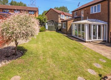 Thumbnail 4 bed detached house for sale in Comfrey Close, St. Mellons, Cardiff
