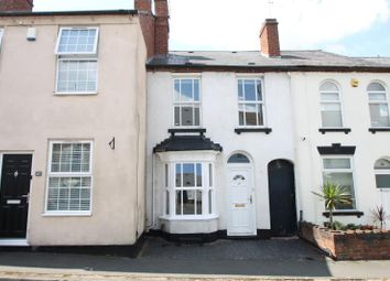 Thumbnail 3 bed terraced house to rent in Bloomfield Street North, Halesowen, West Midlands