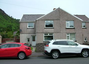 Thumbnail 3 bed semi-detached house to rent in Jersey Street, Velindre