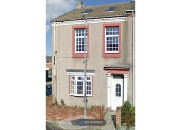 Thumbnail 3 bed semi-detached house to rent in Stanley Street, Blyth