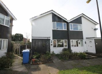 Thumbnail 2 bed semi-detached house for sale in Bridle Close, Urmston, Manchester