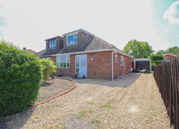 Thumbnail 3 bed semi-detached bungalow for sale in Higham Gobion Road, Bedford