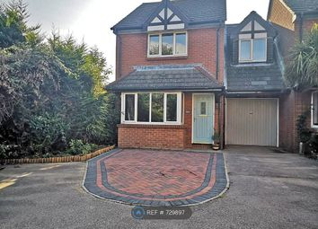 Thumbnail 3 bed semi-detached house to rent in Elder Close, Locks Heath, Southampton