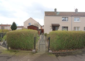 Thumbnail 3 bed end terrace house for sale in Lismore Avenue, Kirkcaldy, Fife