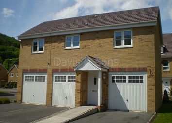 Thumbnail 1 bed detached house to rent in Coed Celynen Drive, Abercarn, Newport.
