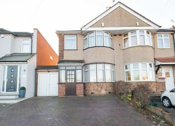 Thumbnail 3 bed property for sale in Montpelier Avenue, Bexley