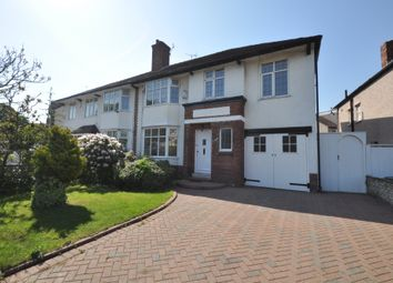 Thumbnail 5 bed semi-detached house for sale in Grove Road, Wallasey