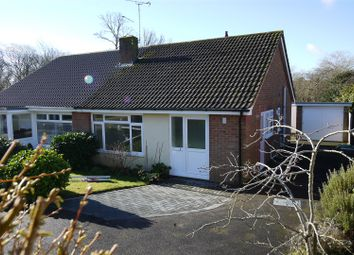 Thumbnail 2 bedroom semi-detached bungalow for sale in Stafford Road, Petersfield