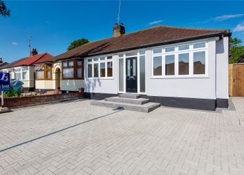 Thumbnail 3 bed bungalow for sale in Aldborough Road, Upminster