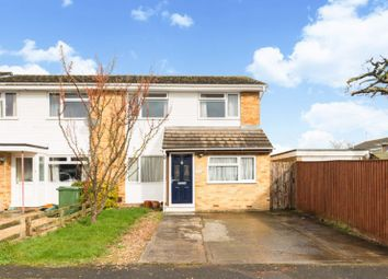 3 bed end terrace house for sale in Sharland Close, Grove, Wantage OX12