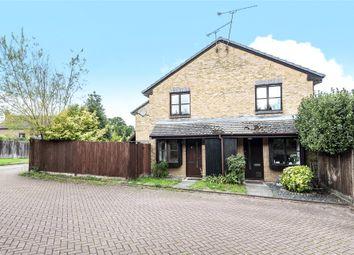 Thumbnail 1 bed end terrace house for sale in All Saints Close, Wokingham, Berkshire
