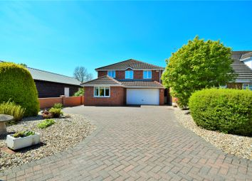 Thumbnail 4 bed detached house for sale in Monks Dyke Road, Louth