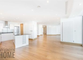 Thumbnail 3 bed property for sale in Arena Tower, Canary Wharf, London