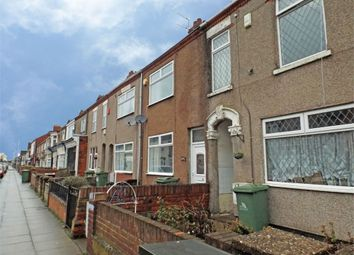 Thumbnail 3 bed terraced house for sale in Wellington Street, Grimsby, Lincolnshire