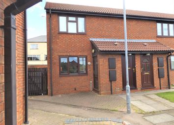 Thumbnail 1 bed flat for sale in Hamilton Close, Hednesford, Cannock