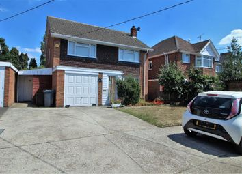 Thumbnail 4 bed detached house for sale in Frimley Green Road, Frimley