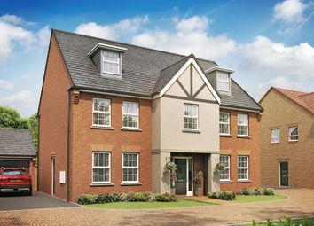 """Lichfield"" at Burney Drive, Wavendon MK17. 5 bed detached house for sale"