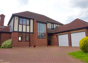 Thumbnail 4 bed detached house for sale in Granary Croft, Doncaster