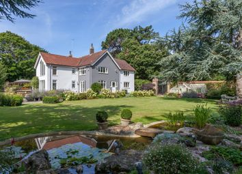 Thumbnail 5 bed detached house for sale in Arden Close, Overstrand, Cromer