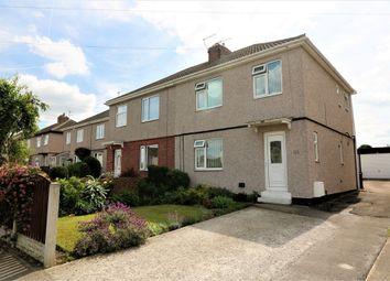 Thumbnail 3 bed semi-detached house for sale in Brampton Street, Brampton, Barnsley, South Yorkshire