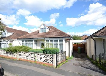 Thumbnail 3 bed detached bungalow for sale in Manor Road, Farnborough, Hampshire