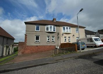 Thumbnail 2 bed flat for sale in Park Street, Airdrie, North Lanarkshire
