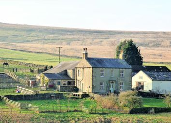 Thumbnail 4 bed farmhouse for sale in Giggleswick, Settle