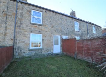 Thumbnail 2 bedroom terraced house to rent in West Road, Prudhoe