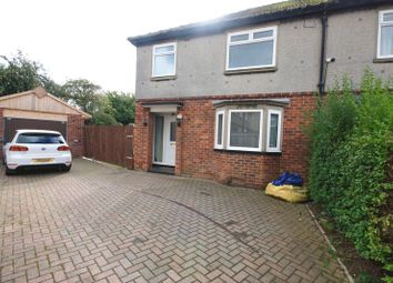 Thumbnail 3 bed semi-detached house to rent in Thorntree Gardens, Middleton St. George, Darlington