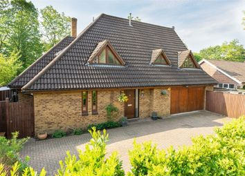 Thumbnail 5 bed detached house for sale in The Chalet House, Oatlands Avenue, Weybridge, Surrey