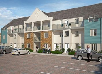 Thumbnail 2 bed flat for sale in Chapel Walk Mews, North Parade North Parade, Camborne