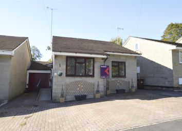 Thumbnail 3 bed detached bungalow for sale in St. Michaels Close, Stoke St. Michael, Radstock, Somerset