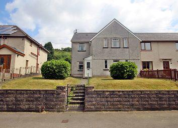 Thumbnail 3 bed semi-detached house for sale in Tylchawen Terrace, Tonyrefail, Porth, Rhondda, Cynon, Taff.