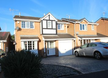 Thumbnail 4 bed detached house to rent in Skeldale Drive, Chesterfield