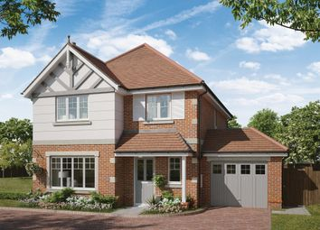 Thumbnail 4 bed detached house for sale in Plot 20, Compass Fields, Bucks Avenue, Watford