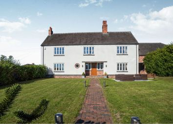 Thumbnail 4 bed farmhouse for sale in Piddocks Road Stanton, Burton-On-Trent
