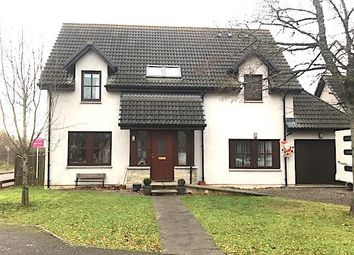 Thumbnail 5 bed detached house for sale in Davis Drive, Alness