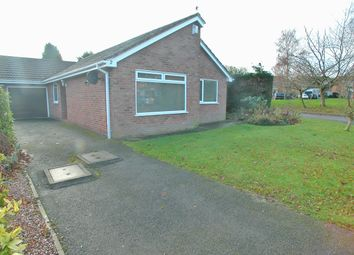 Thumbnail 3 bed detached bungalow for sale in Pemberton Close, Willaston, Neston