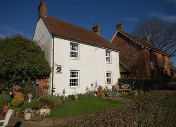 Thumbnail 3 bed semi-detached house for sale in Muddles Green, Chiddingly, Lewes, East Sussex